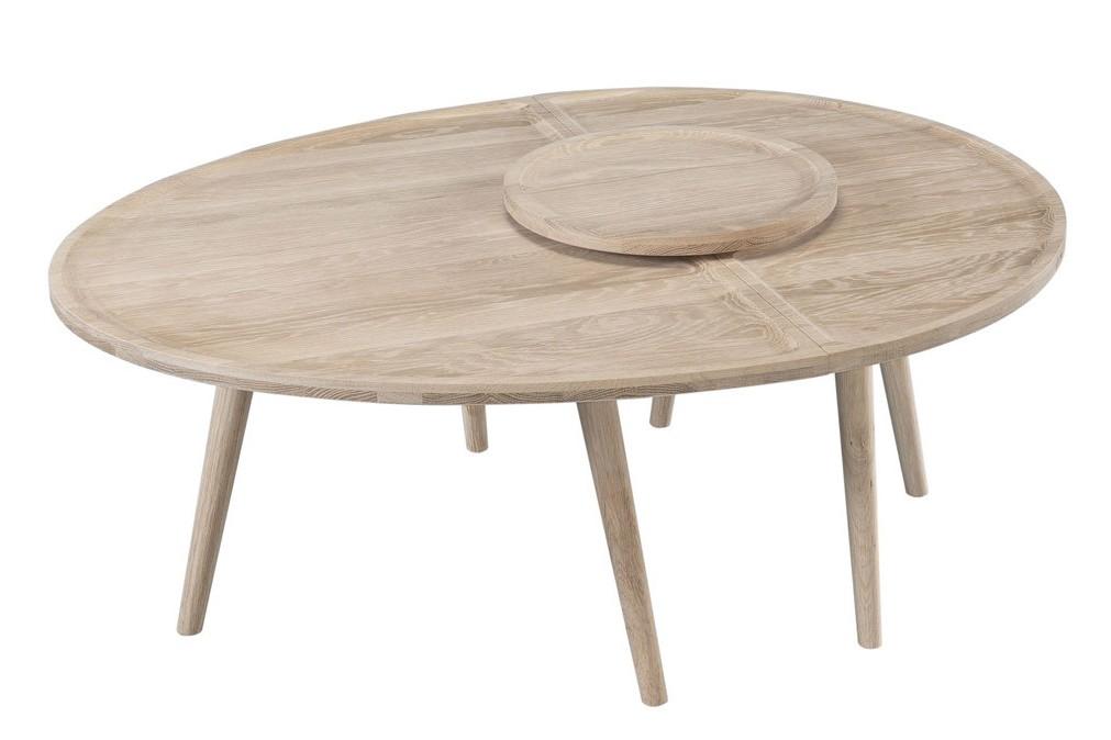 Colombo Coffee Table Oak