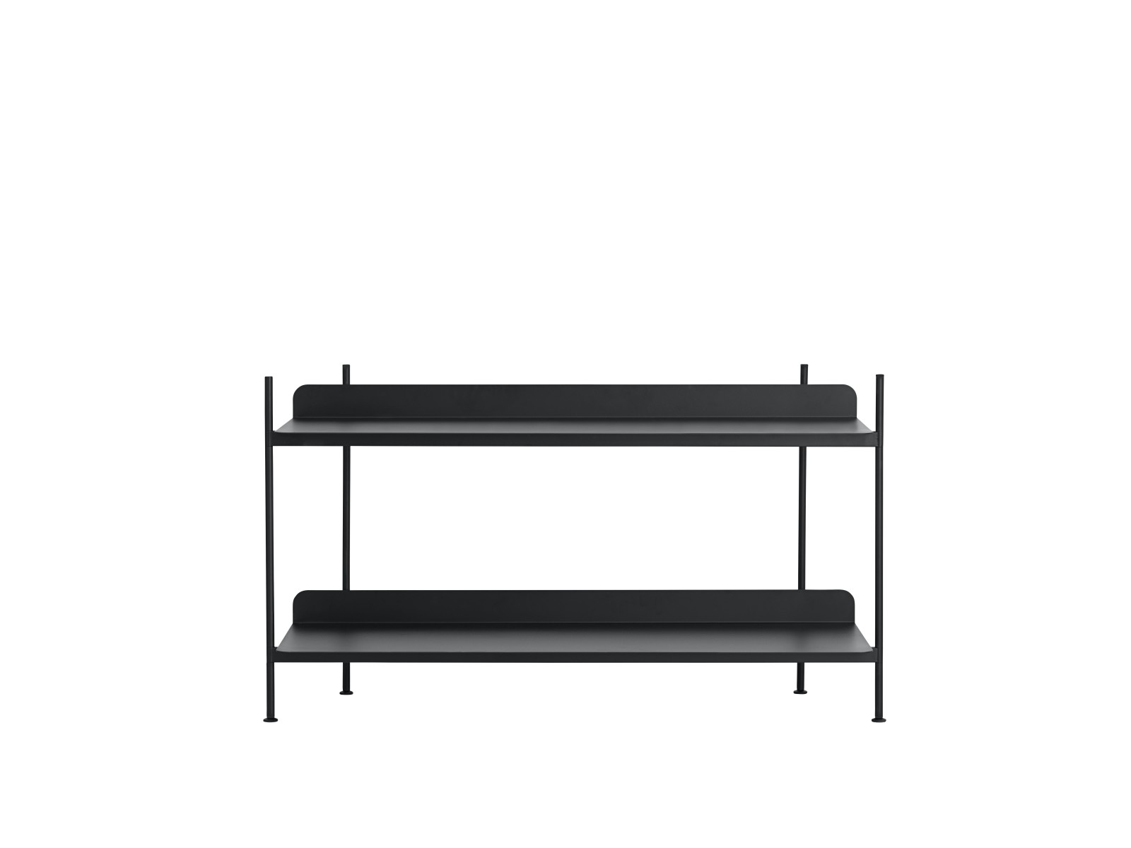 Compile Shelving System Configuration 1, Black