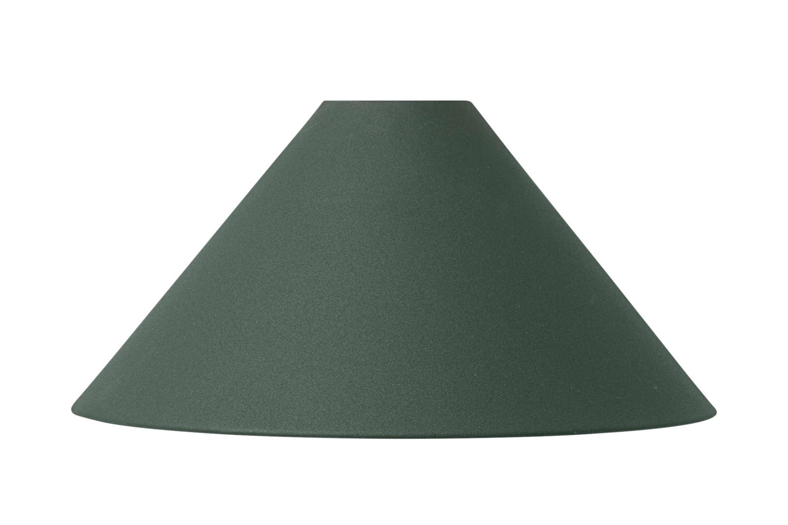 Cone Shade - Set of 2 Dark Green