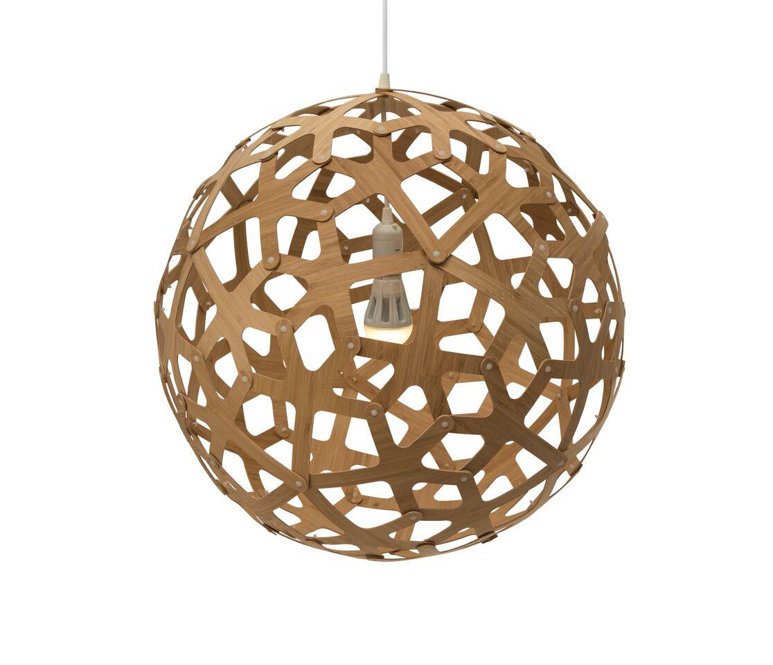 Coral Pendant Light Caramel, 60
