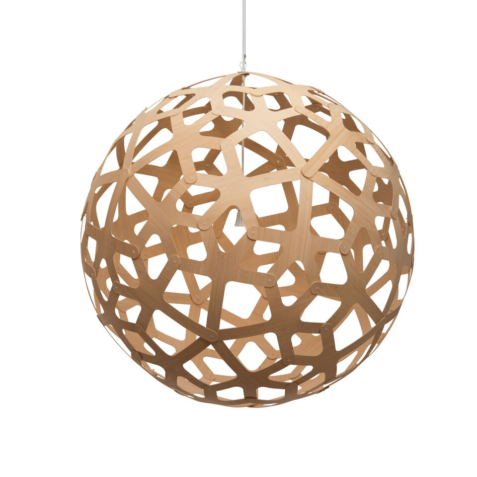 Coral Pendant Light Natural, 100