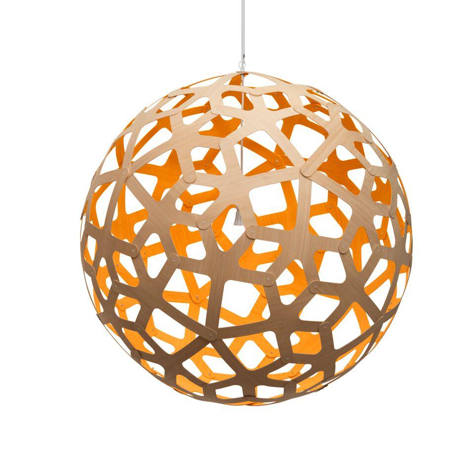 Coral Pendant Light Orange, 100