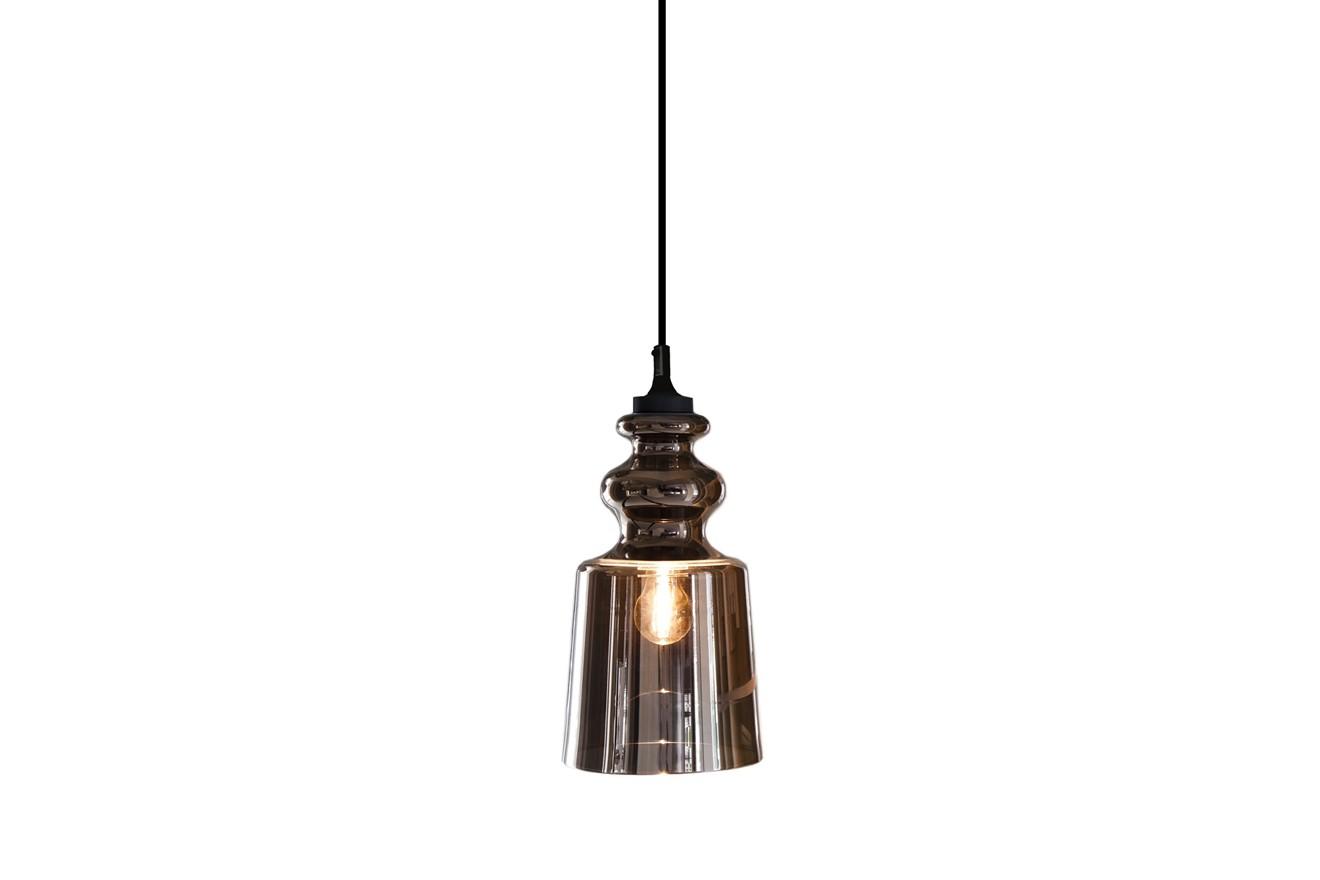 Cornelia Pendant Lamp Satin Bronze