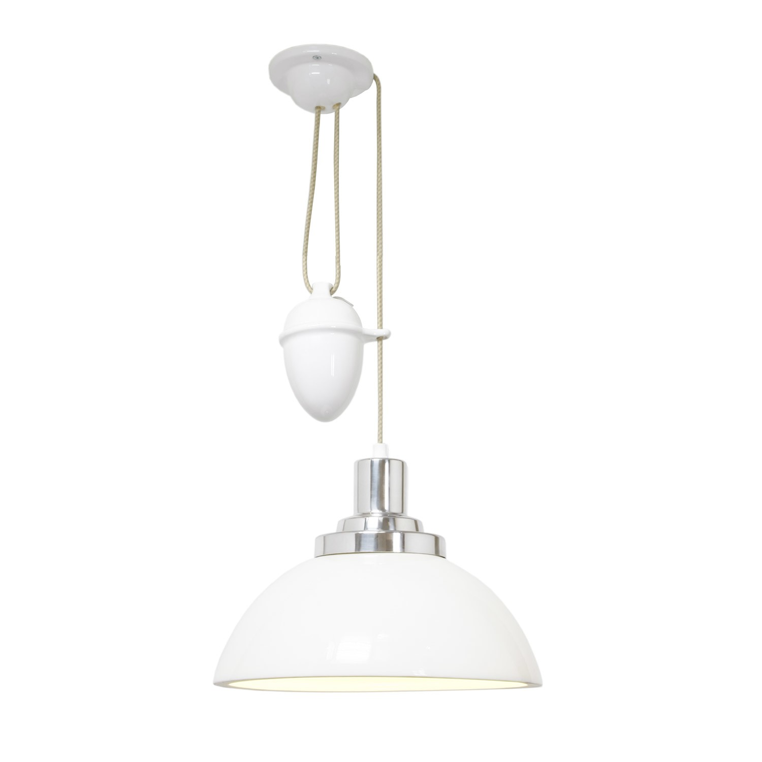 Cosmo Pendant Light Rise & Fall