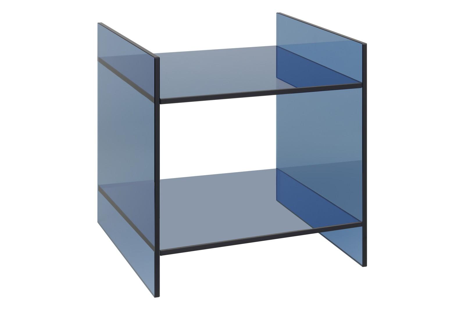 CT07 Drei Side Table Dark Blue