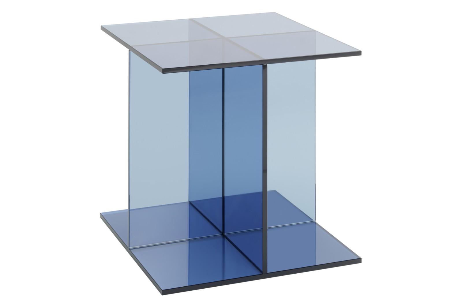 CT08 Vier Side Table Dark Blue