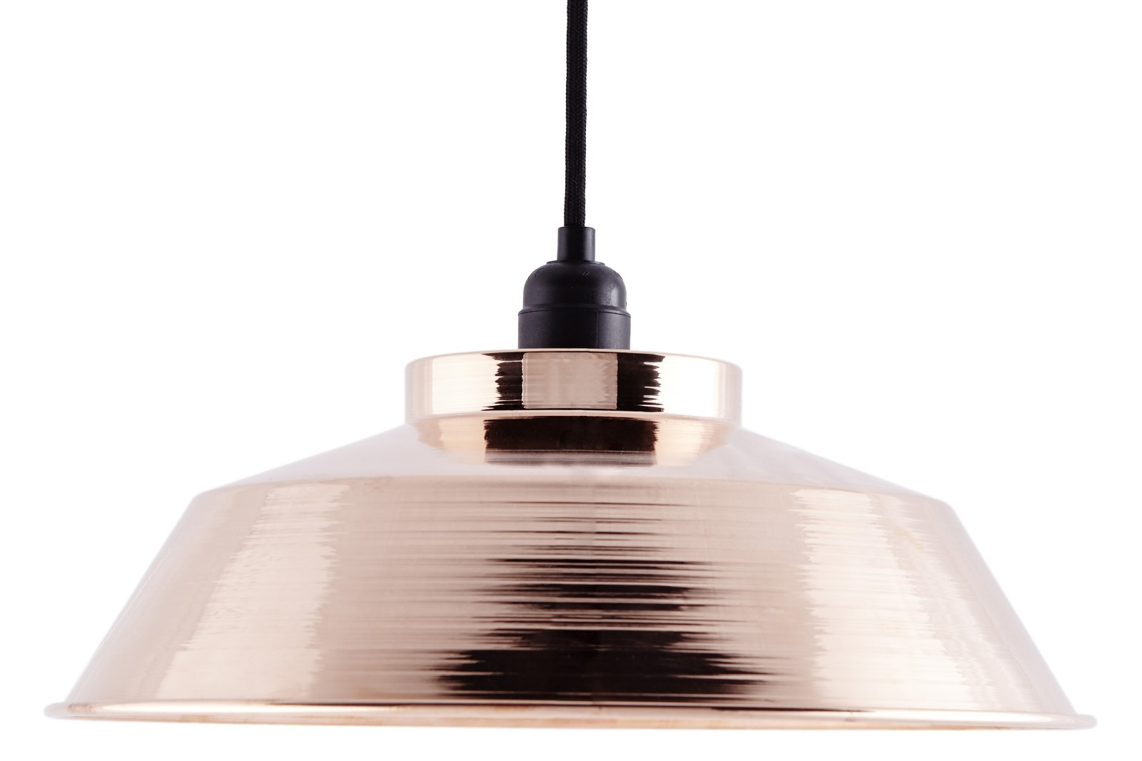 CU001 Industrial Copper Pendant Lamp