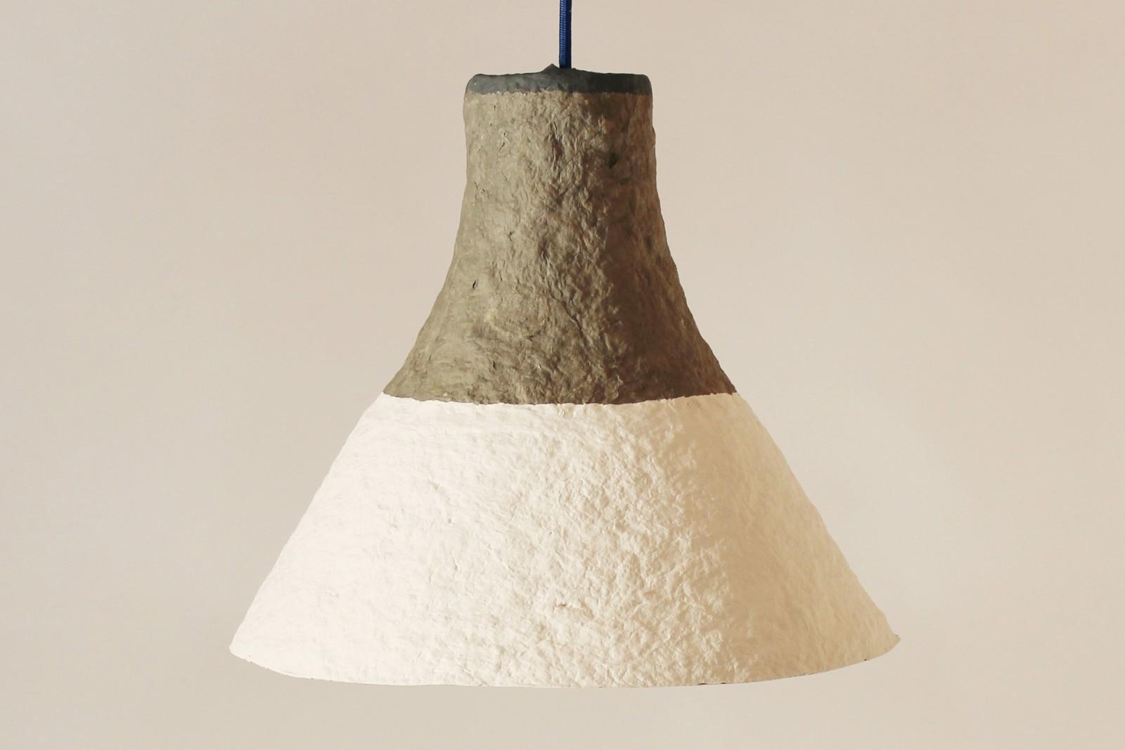 Cypisek Paper Mache Pendant Light Cypisek