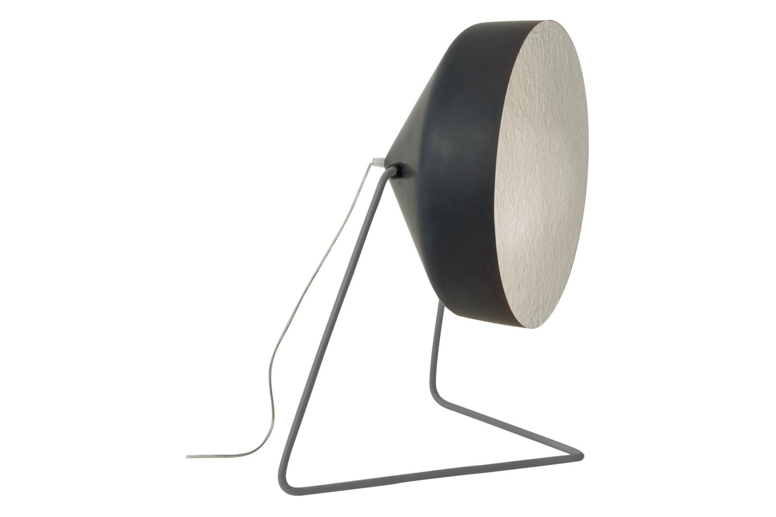 Cyrcus F Floor Lamp BlackBoard, Black, Silver