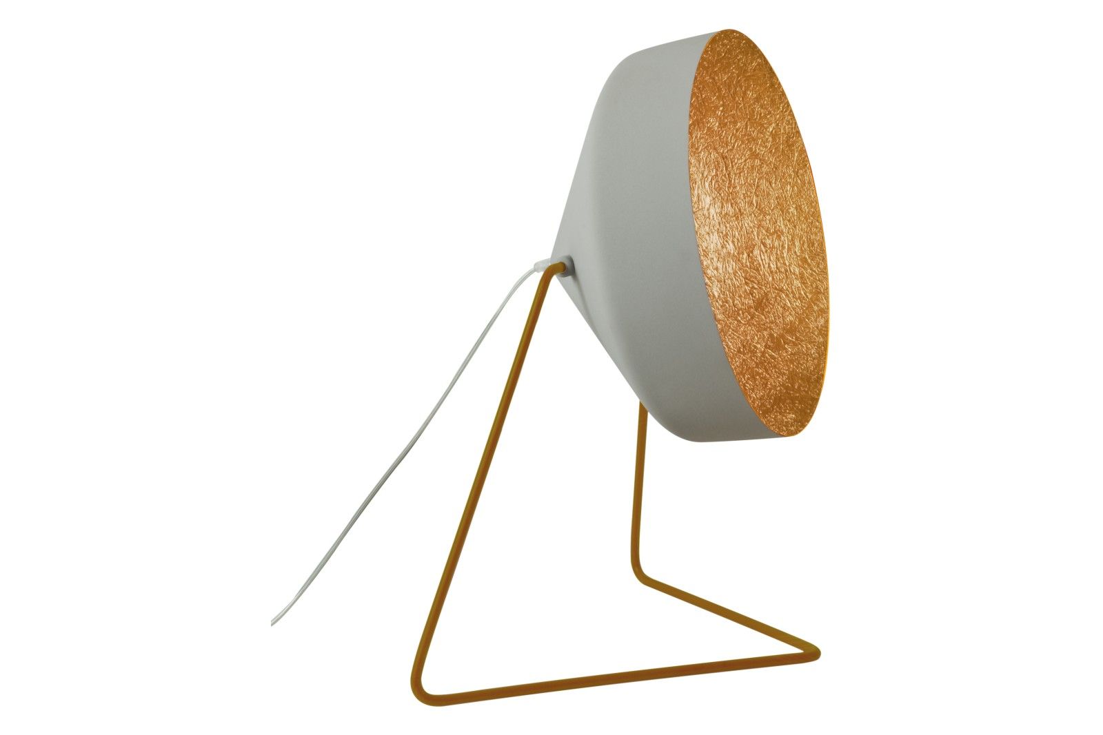 Cyrcus F Floor Lamp Cemento, Grey, Bronze