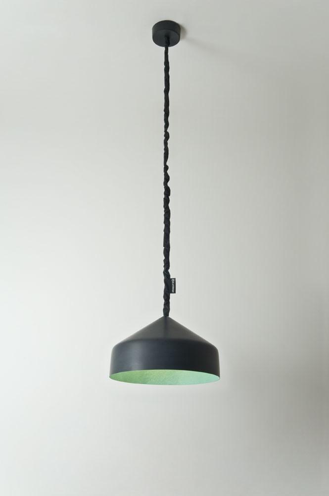 Cyrcus Pendant Light Lavagna, Turquoise