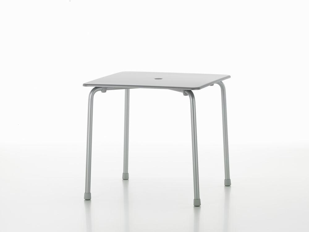 Davy Table aluminium anodized matt