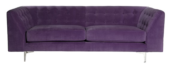 Deco Sofa Purple