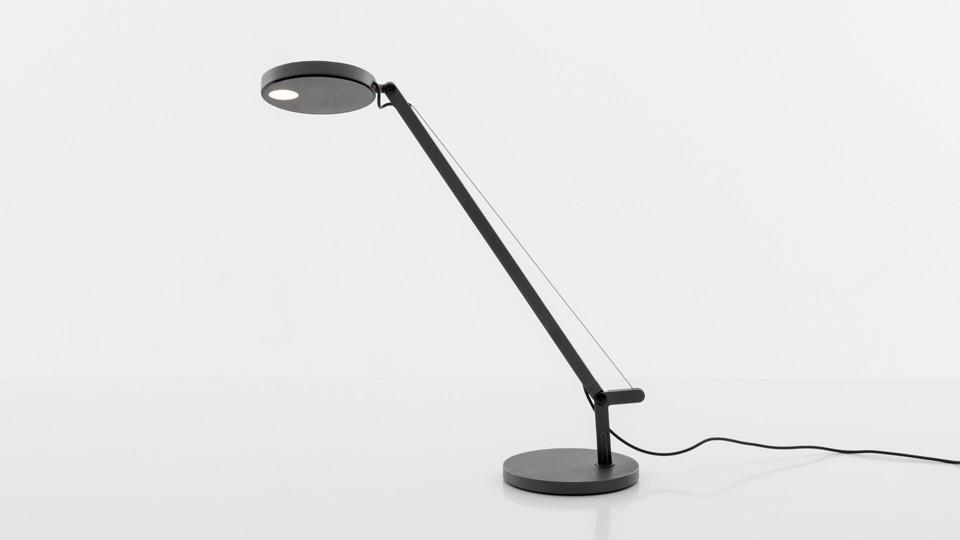 Demetra Micro Table Lamp Grey