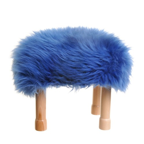 Dilys Baby Baa Stool Baby Dilys in Blue