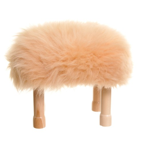 Dilys Baby Baa Stool Baby Dilys in Buttermilk