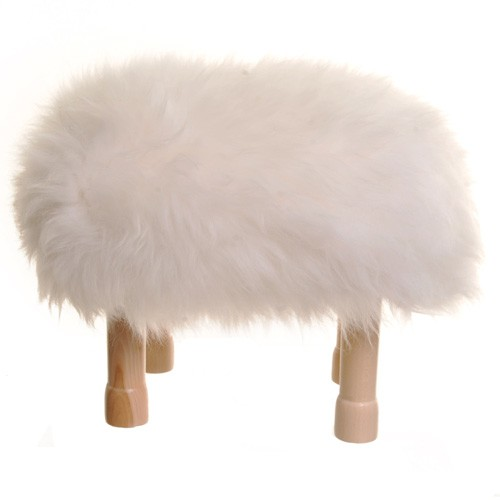 Dilys Baby Baa Stool Baby Dilys in Ivory