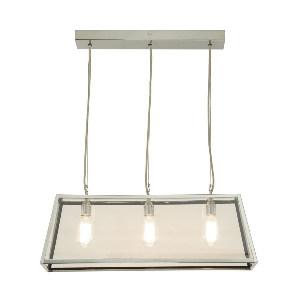 Diner 75 7632 Pendant Light Polished Nickel