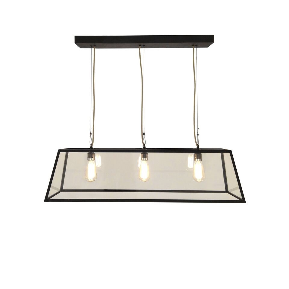 Diner 75 7632 Pendant Light Weathered Brass