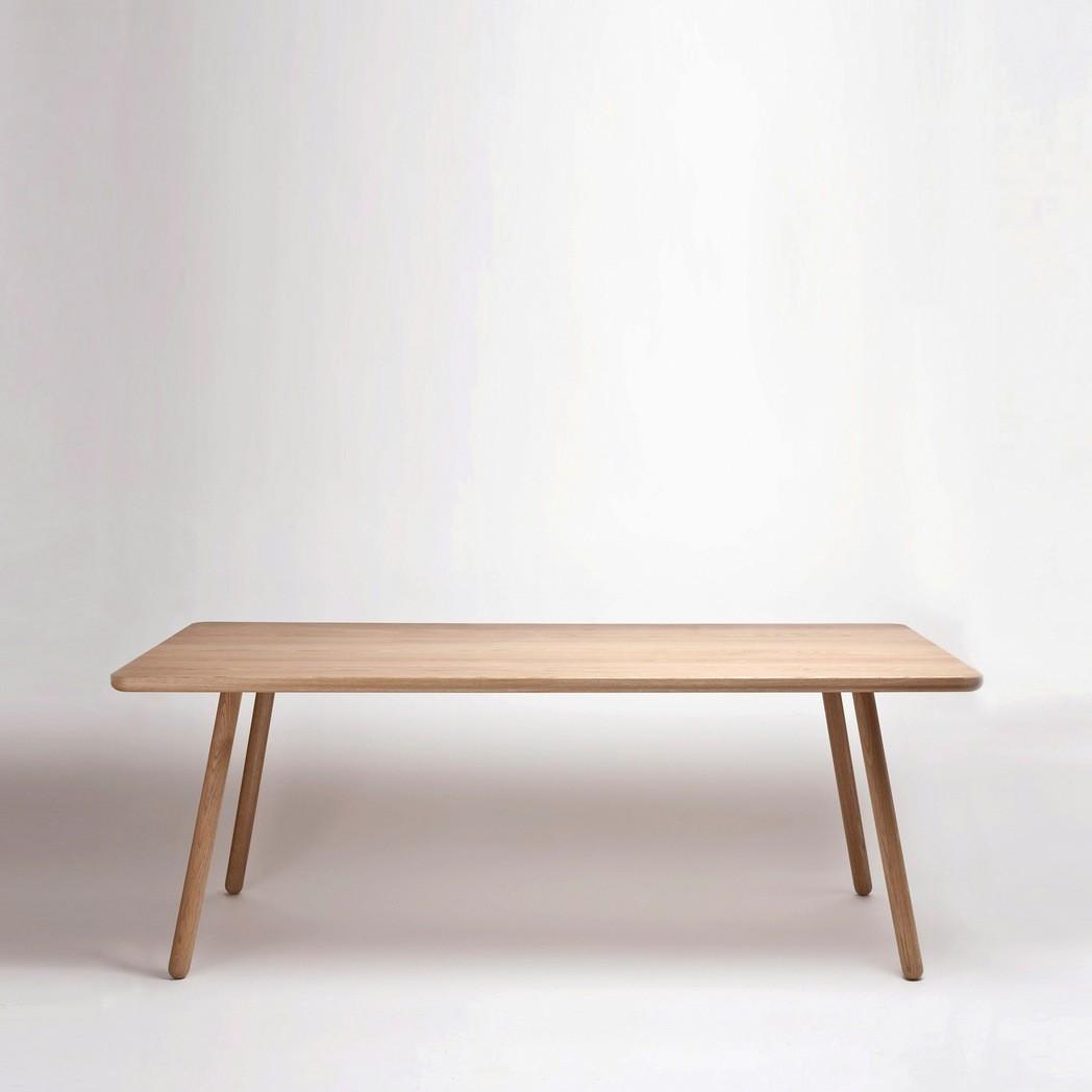 Dining Table One - Rectangular Oak, 160 cm Long