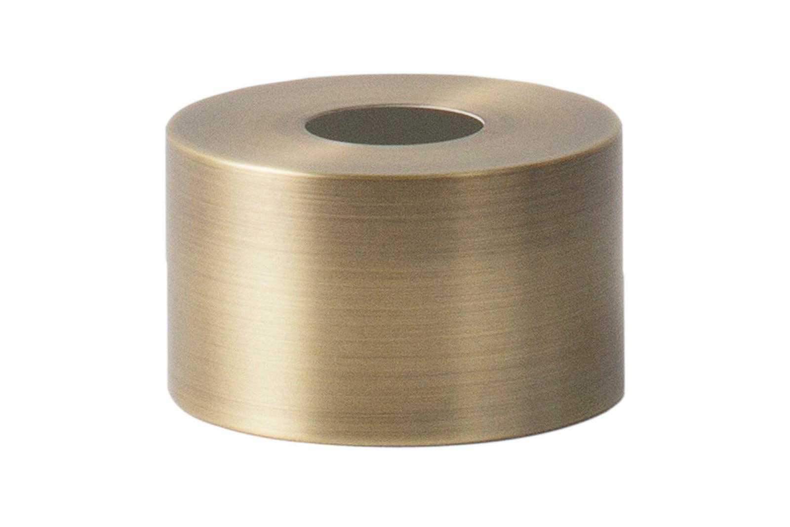 Disc Shade - Set of 3 Brass