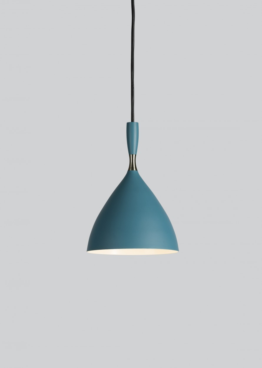 Dokka Pendant Light Aqua Green