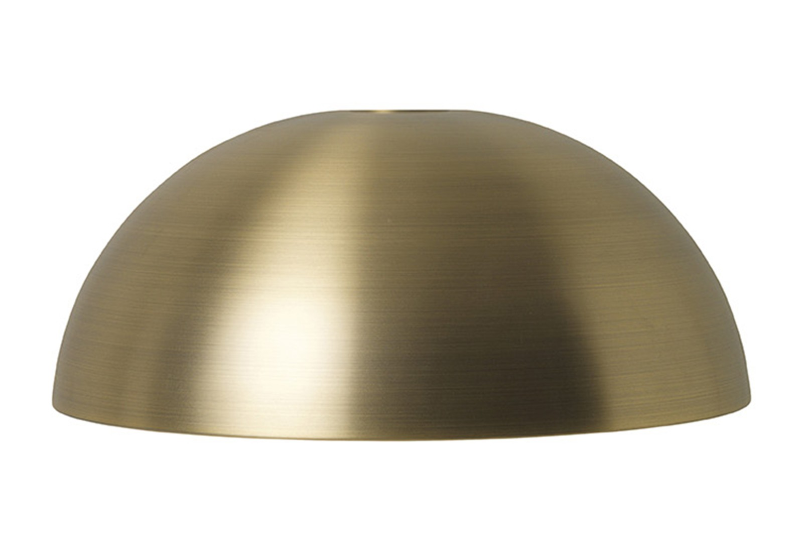 Dome Shade - Set of 2 Brass