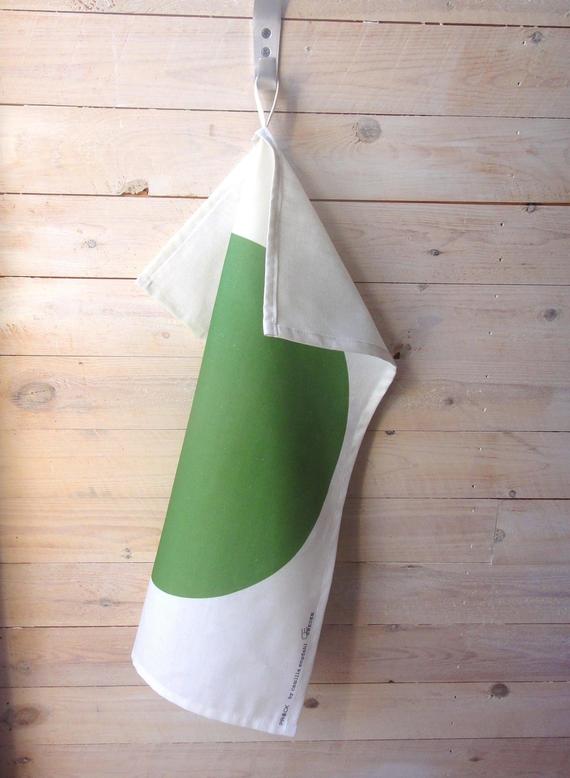 Dot Tetowel Green
