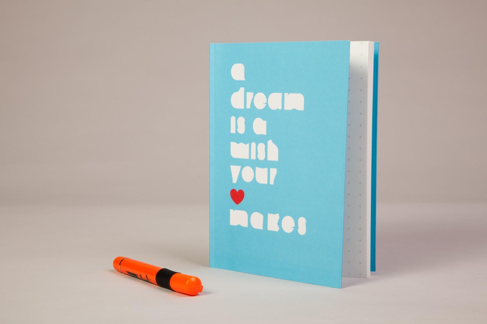 Dream Journal A Dream Is A Wish