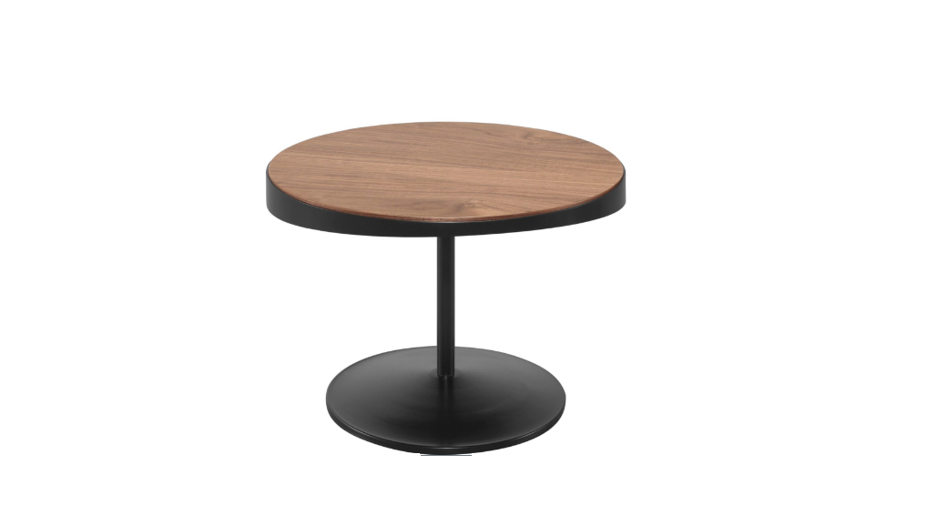 Drop Coffee Table Walnut Natural