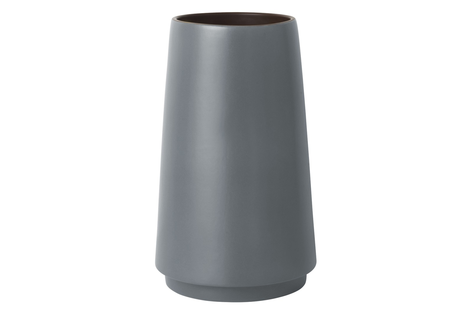 Dual Floor Vase - Set of 2 Dusty Blue, Small