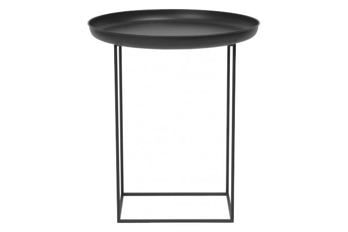 Duke Side Table Earth Black