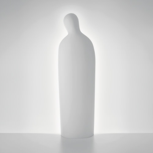 Dulcinea Floor Lamp White