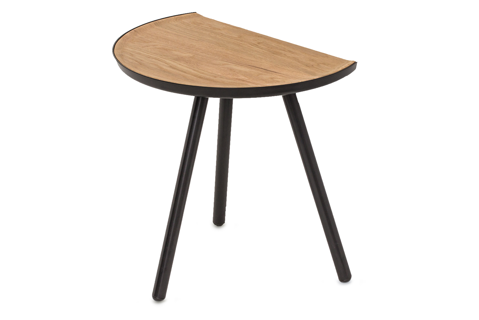 Eclipse Side Table Black
