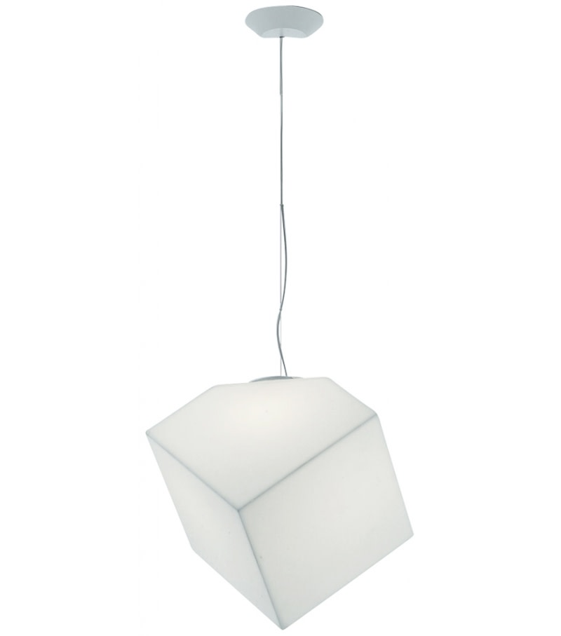 Edge 30 Pendant Light White