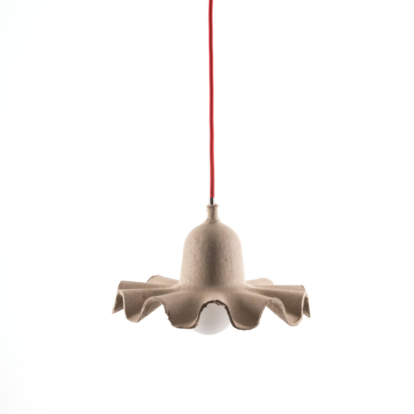Egg of Columbus Ceiling Lamp #1 (Set of 4) Natural
