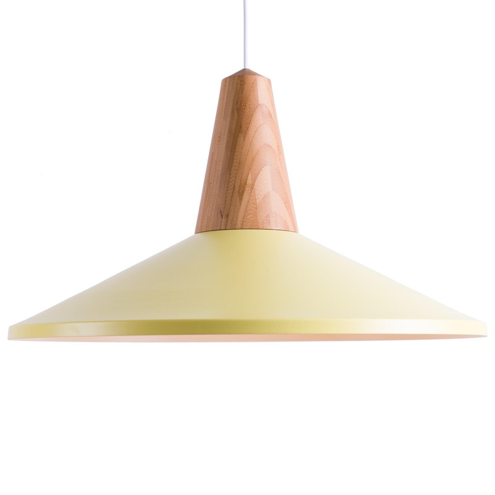 Eikon Shell Light Yellow Bamboo