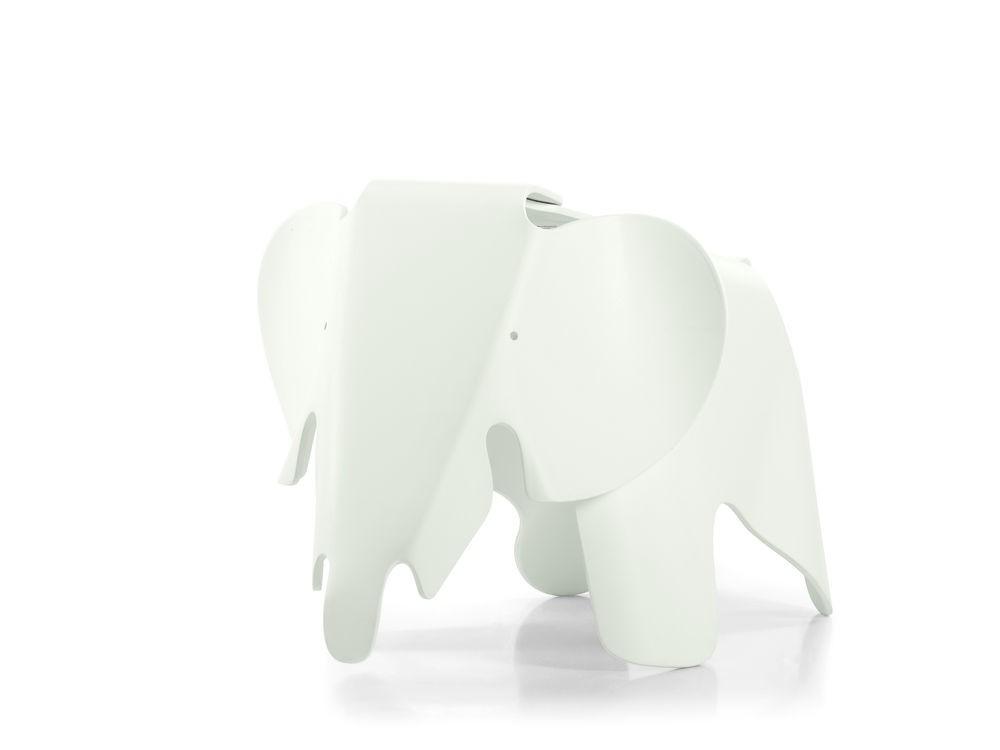 Elephant Chair White