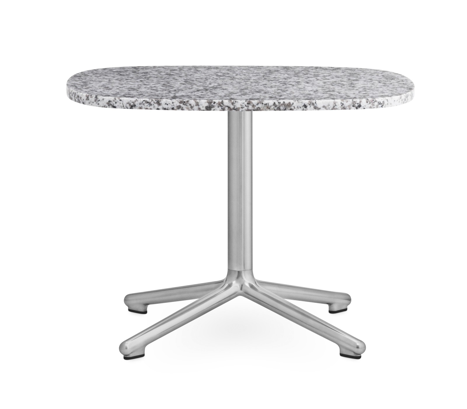 Era Side Table Grey, 60 x 48.5