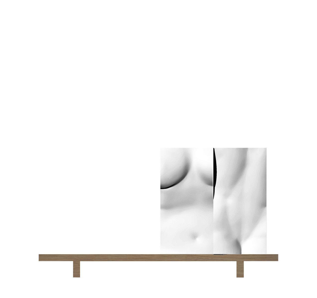 Ercole E Afrodite Composition 10 White