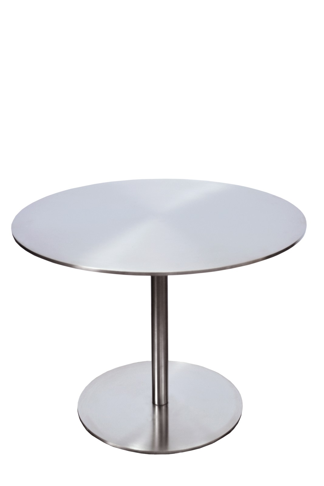 Ester Side Table Stainless Steel, Low