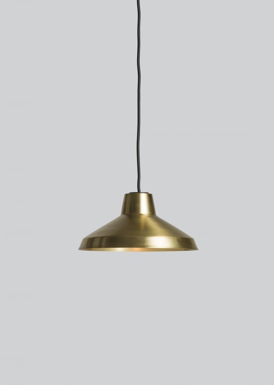 Evergreen Pendant Light Brass, Small