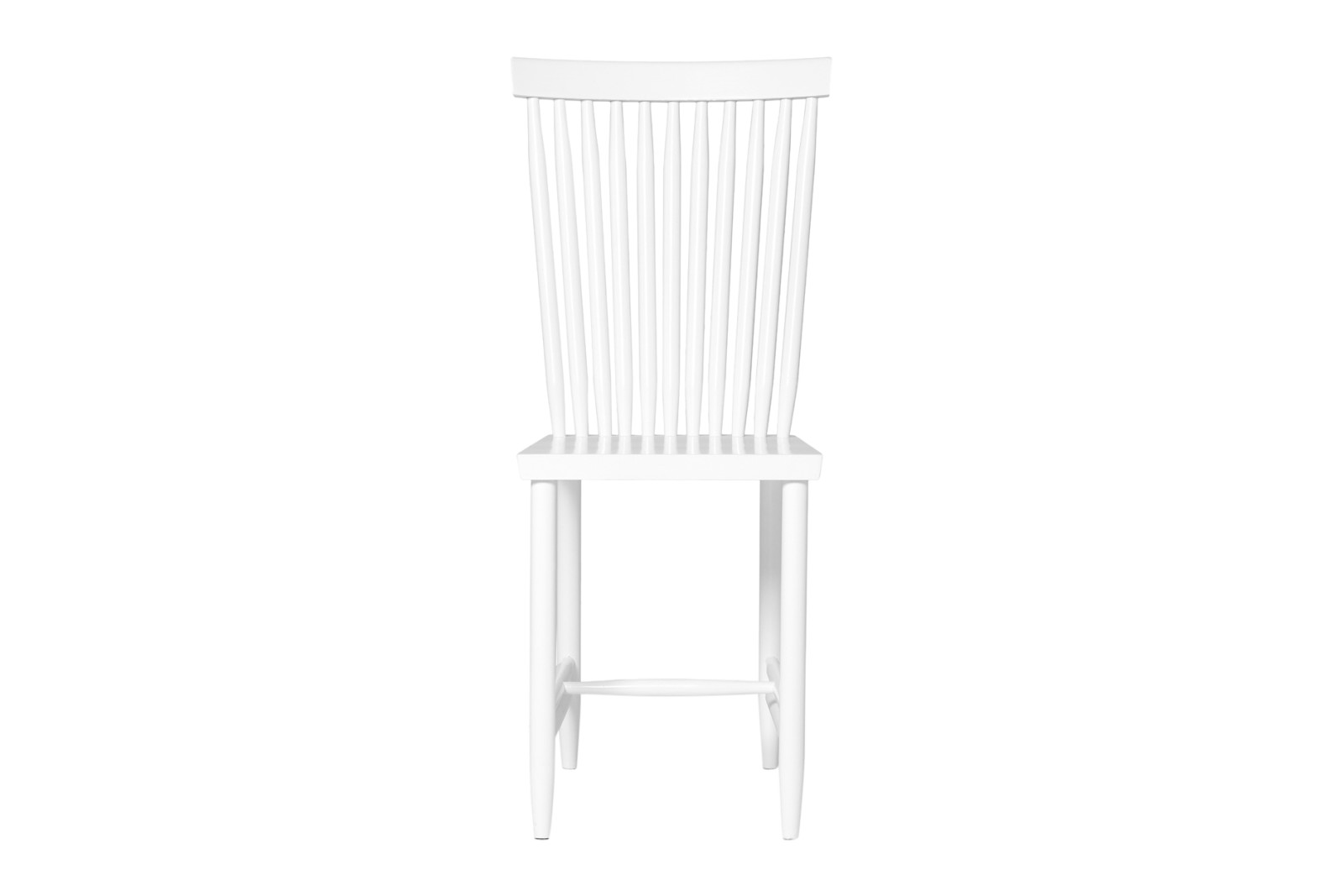 Family No.2 Chair White