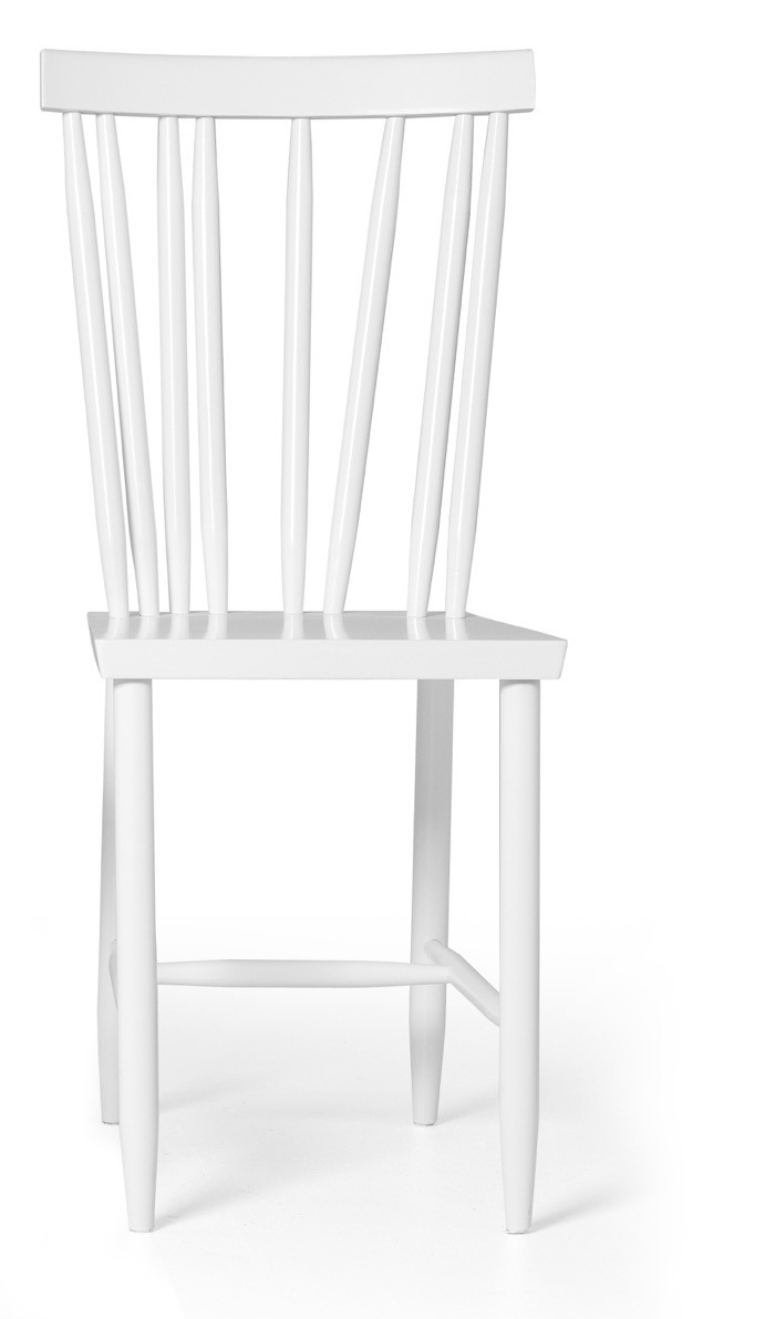 Family No.4 Chair White