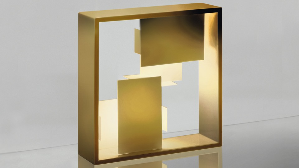 Fato Table Lamp Gold
