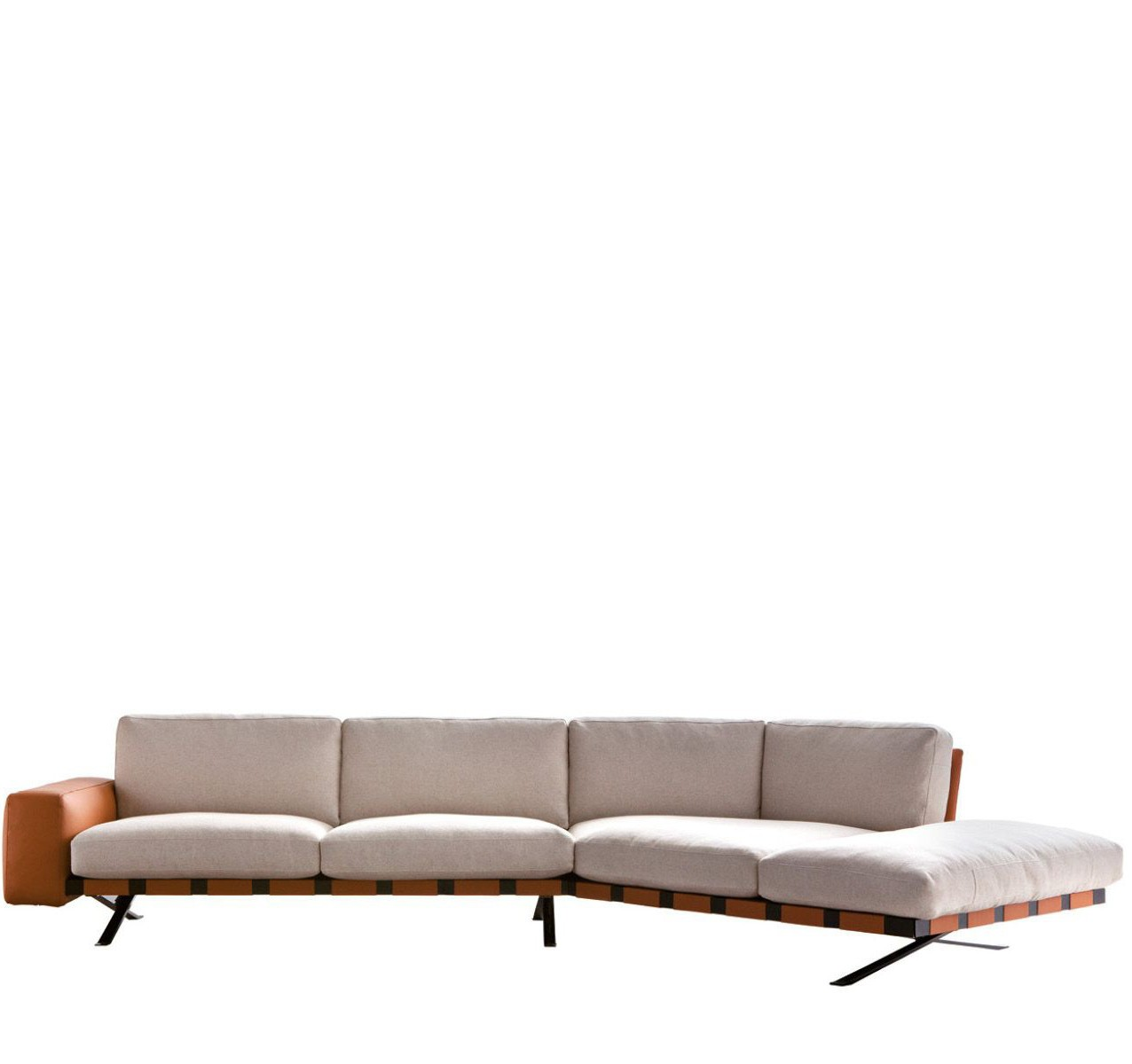 Fenix 2 - Composite Set Colorado - Bianco 111, Cairo - Bianco 01, Left Linear Set