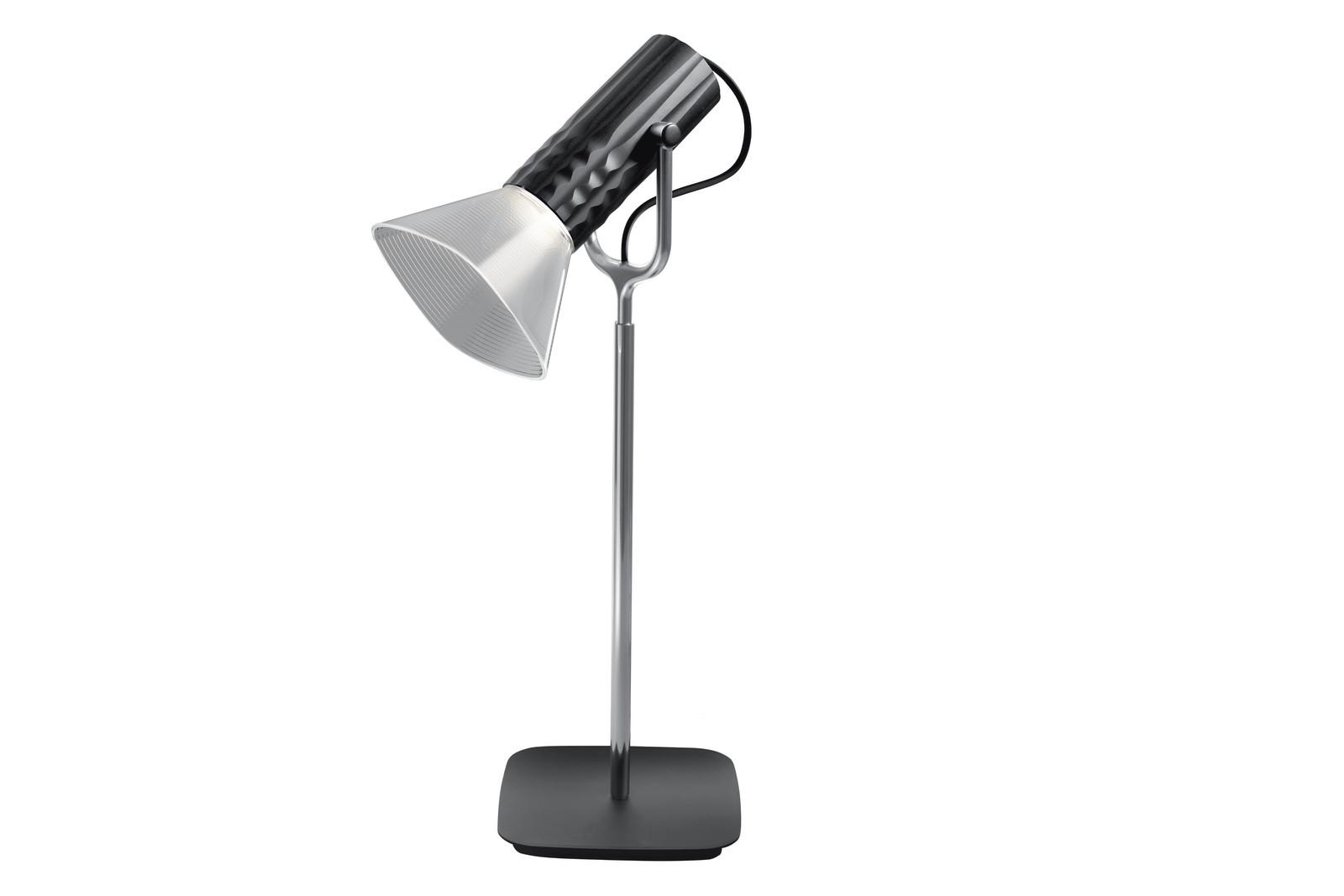 Fiamma Table Lamp Black