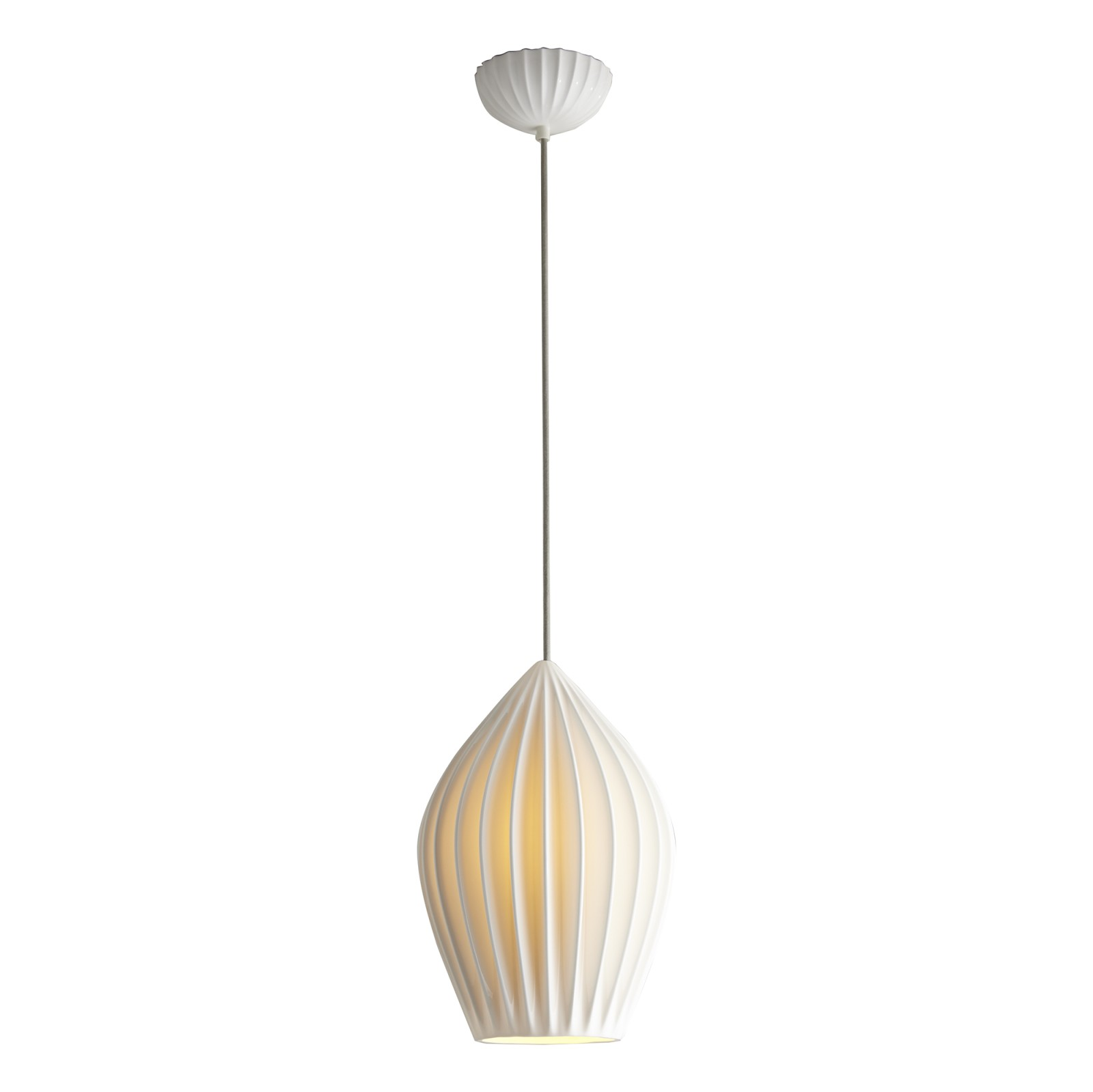 Fin Pendant Light Extra Large