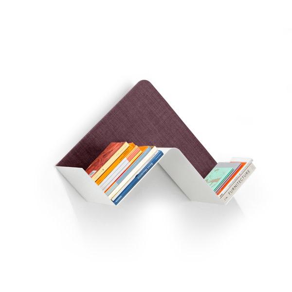 Fishbone Shelf - Upholstered Remix 2 662