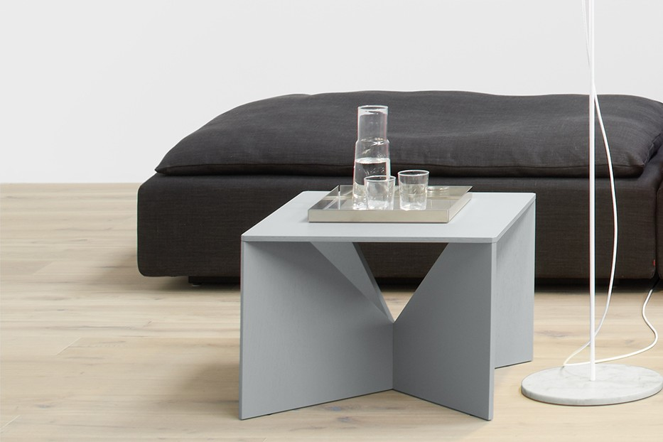 FK04 Calvert Coffee Table Traffic Grey